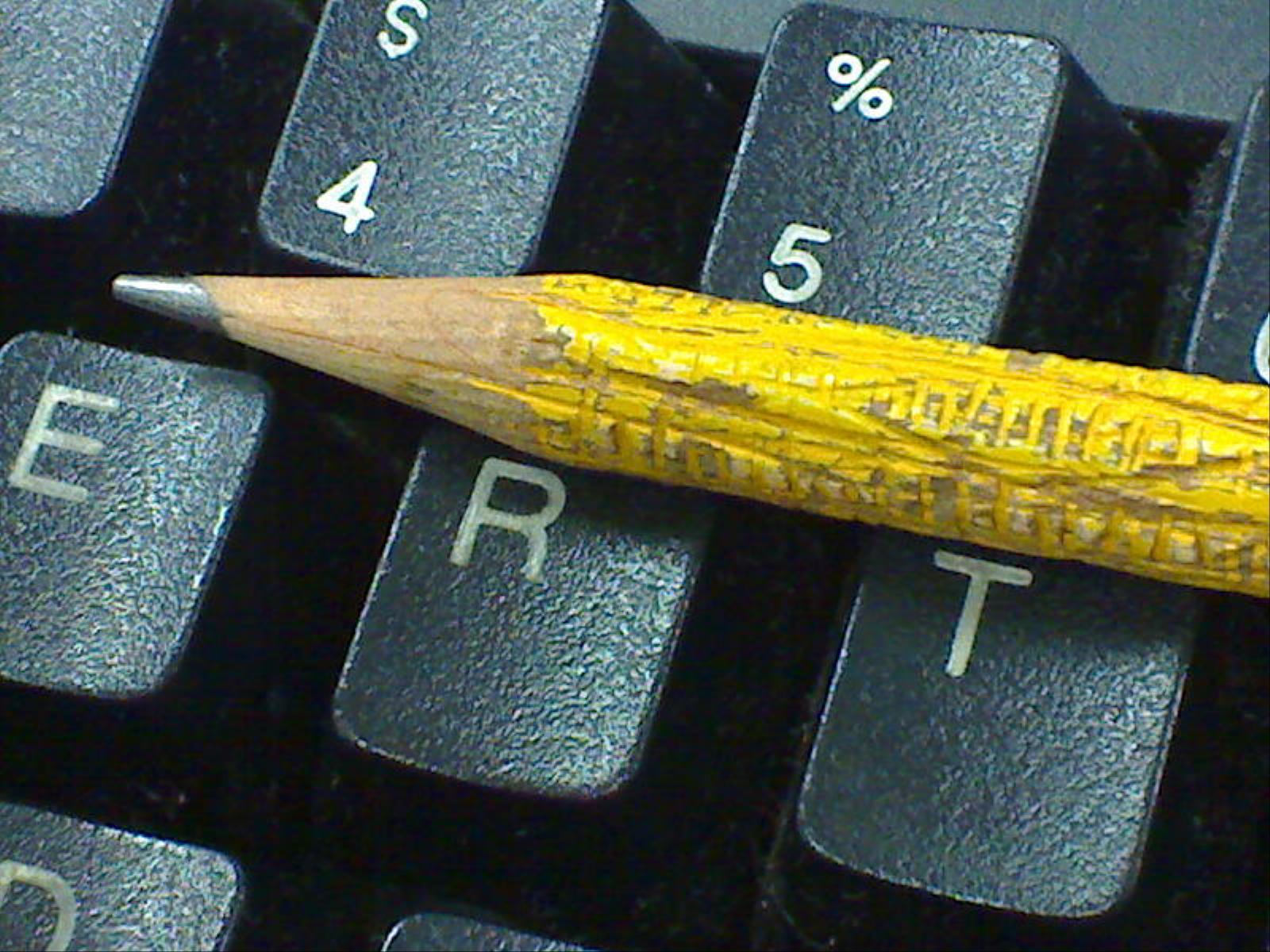 pencilkeyboard