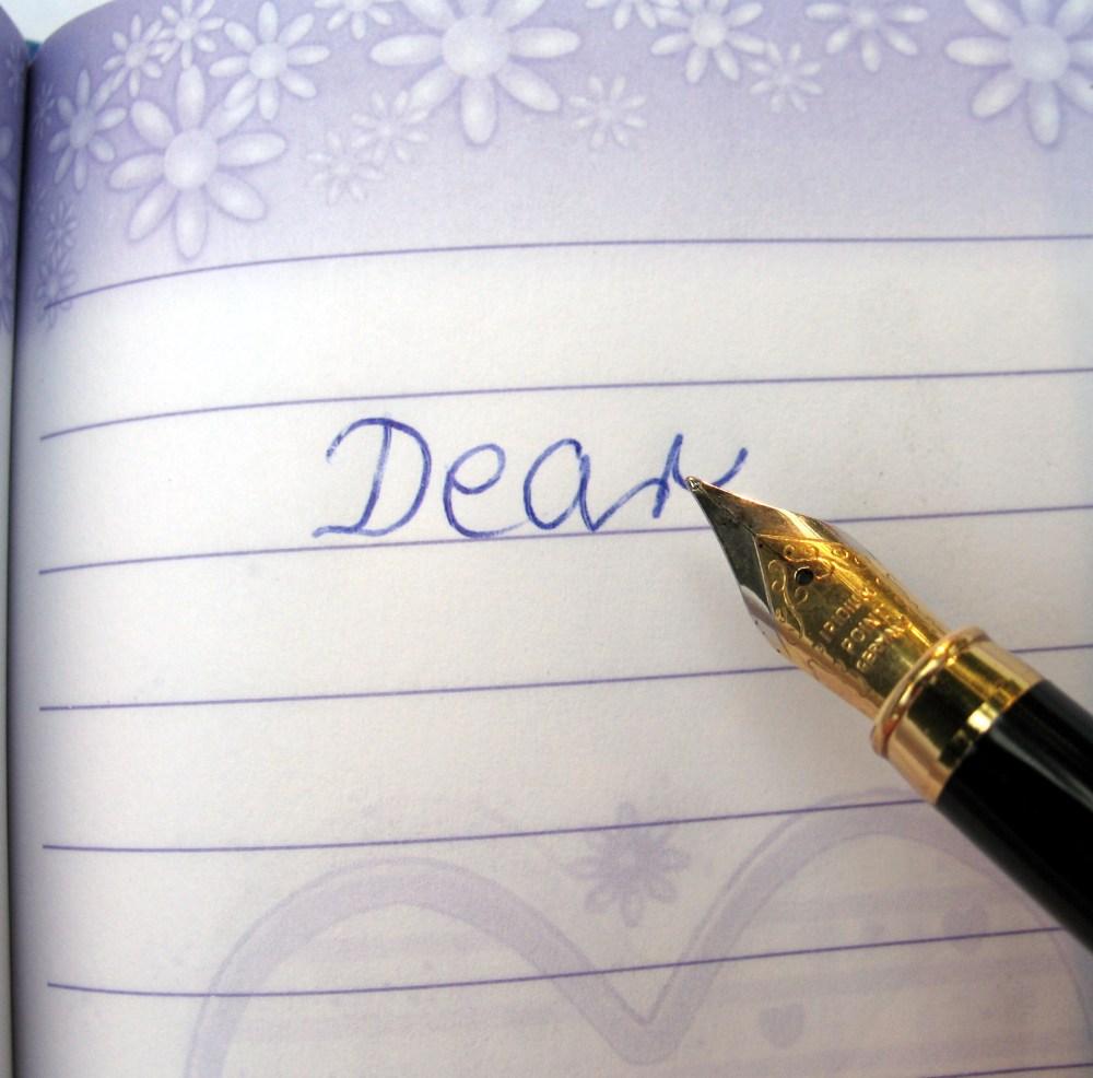 Dear John… Breaking Up With Bitterness