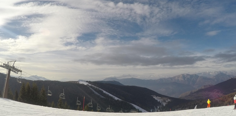 Włochy #1 – Ośrodek narciarski Folgaria i Lavarone