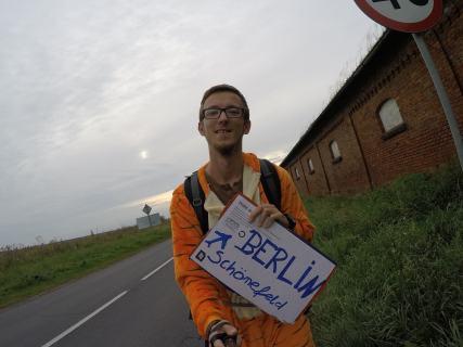 Autostopowy blog podróżniczy - Siódmy w Świecie !