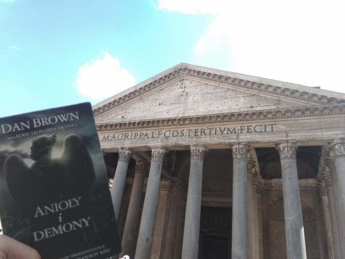 Anioły i Demony w Rzymie