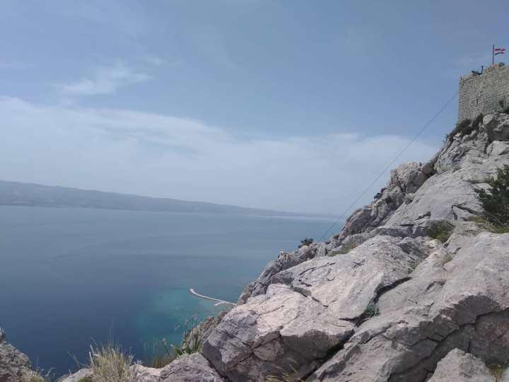 Twierdza Starigrad-Fortica - Omiš