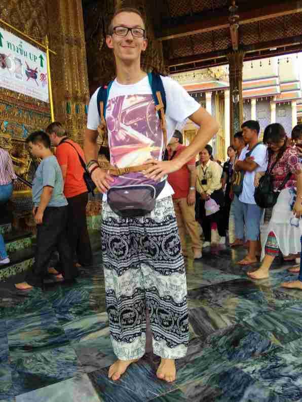 Bangkok atrakcje turystyczne - Siódmy w Świecie