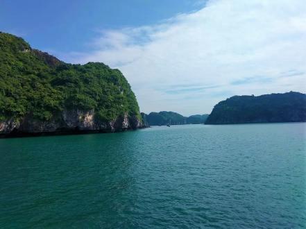 Lan Ha bay - Cat ba - Wietnam