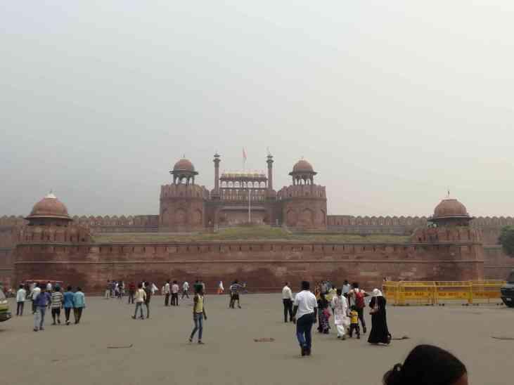 Stolica Indii New Delhi