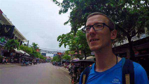 Pub Street - Atrakcje Siem Reap