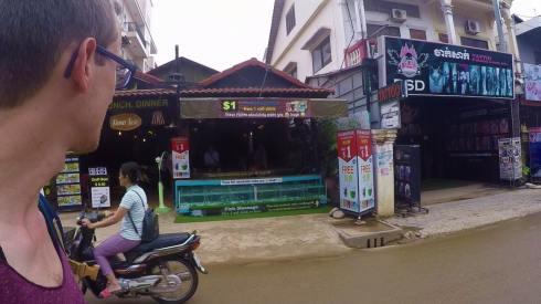 Masaż - Atrakcje Siem Reap