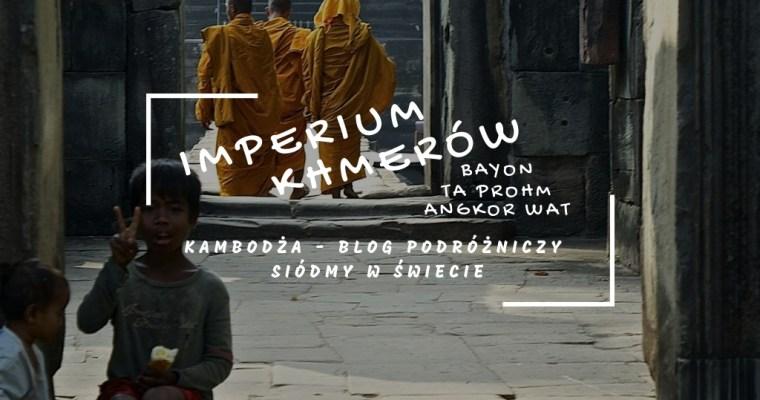 Kambodża #3 – Nielegalne zwiedzanie Angkoru