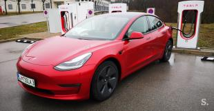 Elon Musk: An innovation that also makes drivers in Slovenia happy