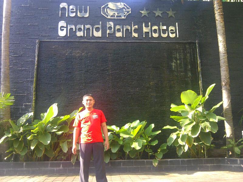 New Grand Park Hotel Surabaya Indonesia Si Olong Dot Com