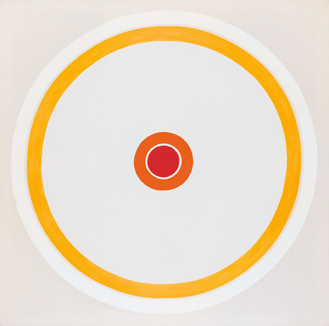 Kenneth Noland: Mandarin