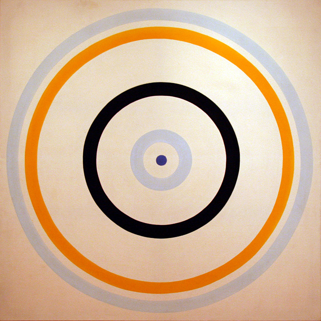 Kenneth Noland: Untitled