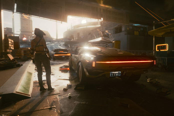 """Cyberpunk 2077"" Gets More Cinematic"