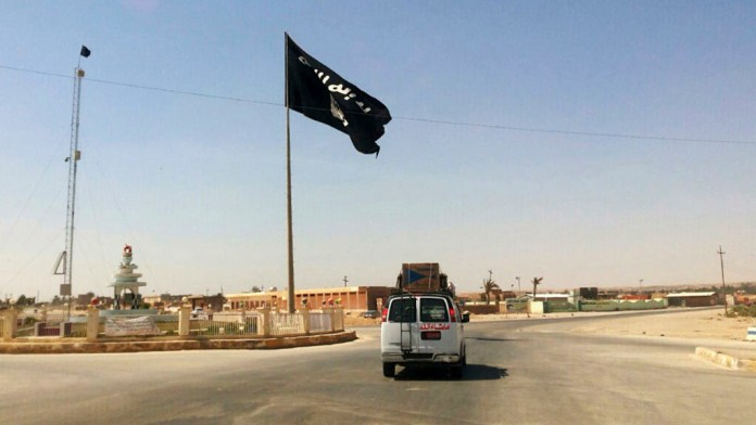 Several dead in Iraq attack blamed on IS group, say security sources