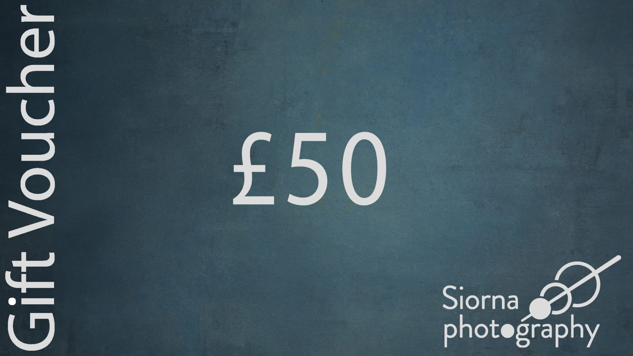A London studio photography experience gift voucher for portraits and headshots.