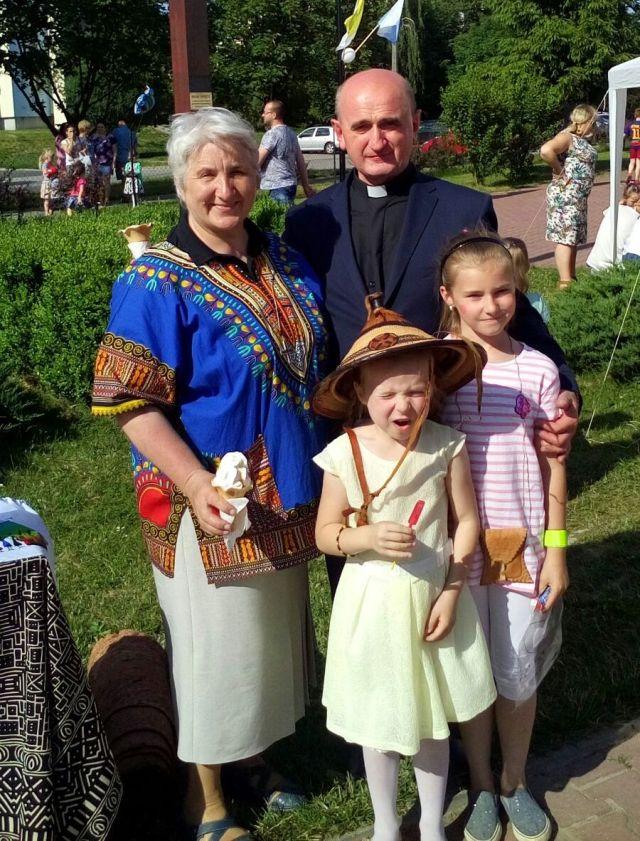 Festyn w parafii Trójcy Przenajświętsze