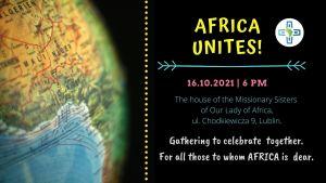Africa Unites! 16th Octobre 2021