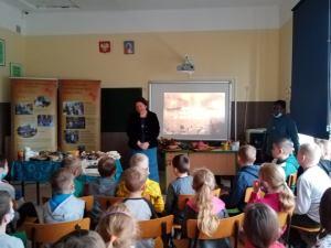 Relacja zespotkania wSP im.Jana Pawła II wSobieszczanach