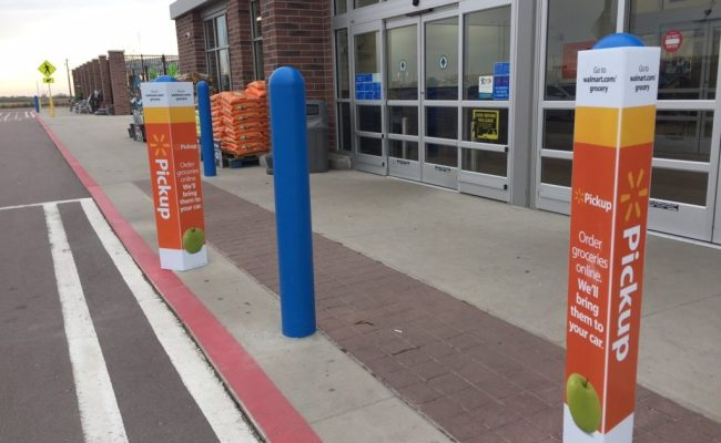 Walmart Launching Online Grocery Pickup In Sioux Falls