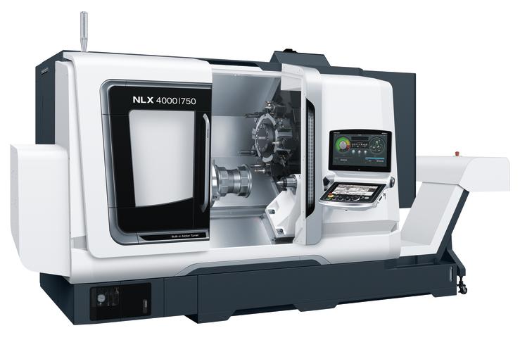 DMG Mori NLX 4000