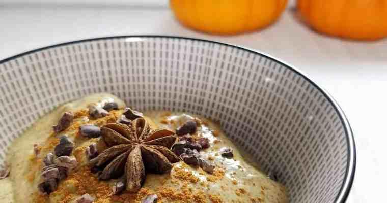 Pumpkin Chai Chia Pudding