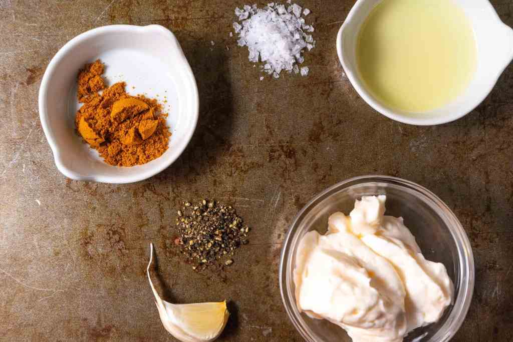 Curry Aioli | Sip and Spice