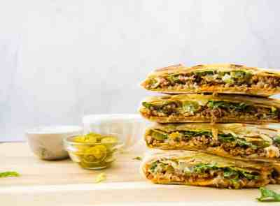 How to Make Homemade Crunchwraps | Sip + Spice