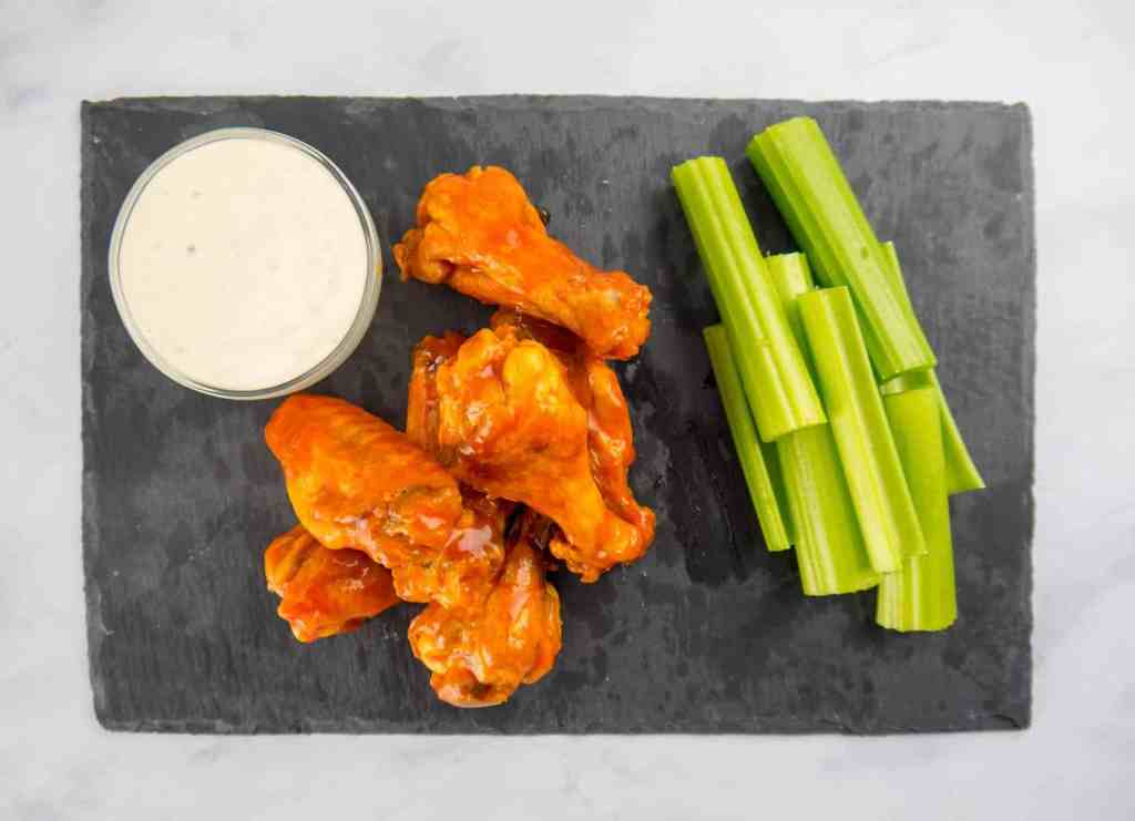 Crispy Baked Chicken Wings   Sip and Spice