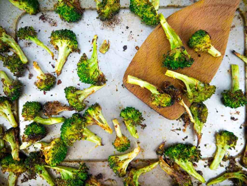 Perfect Roasted Broccoli | Sip and Spice