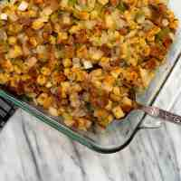 Classic Stuffing with Sage and Onions