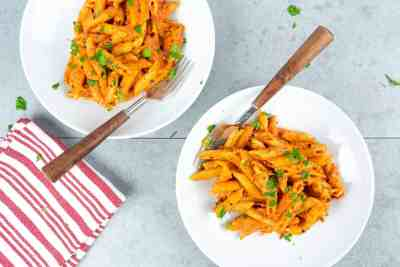 Classic Penne Alla Vodka | Sip and Spice