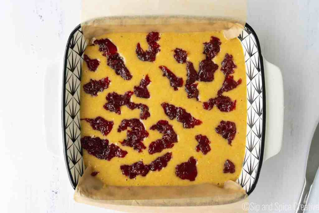 Summer Cake with Berries and Lemon   Sip and Spice