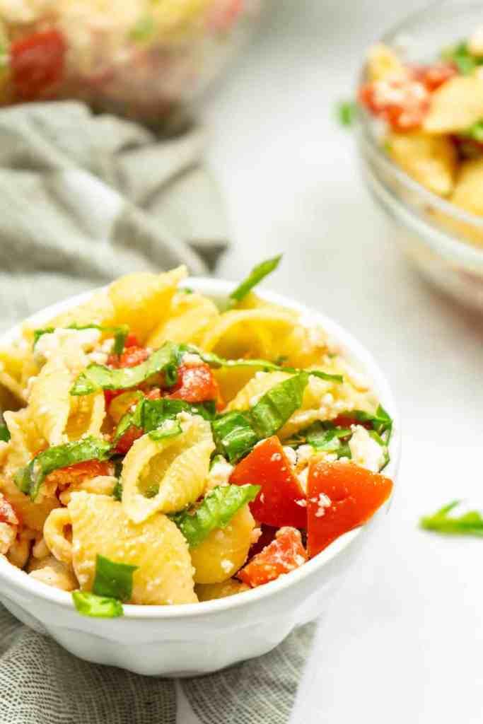 Zoe's Kitchen Pasta Salad | Sip and Spice