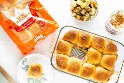 Monte Cristo Breakfast Sliders | Sip and Spice