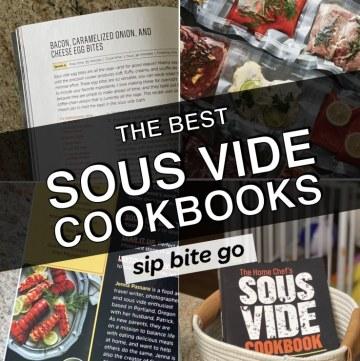 the best sous vide cookbooks