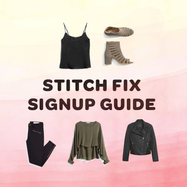 Stitchfix promo code