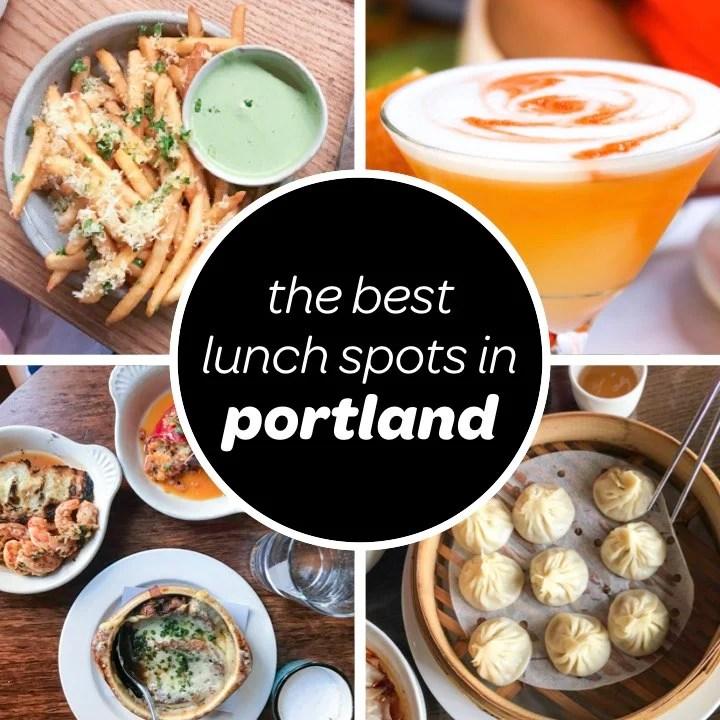 Best Portland Lunch Spots Updated November 2019 Sip Bite Go