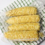 sous vide corn on the cob pinterest pin