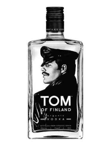 Tom of Finland Vodka Gift