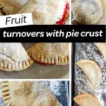 cherry pie turnovers pinterest