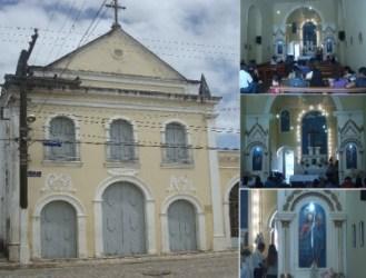 Igreja da Stª Cruz do Cortume - R. Dr. Joaquim Nabuco - Penedo-AL (Brasil)