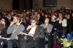 L'attenzione elevata e persistente dei partecipanti è stata una caratteristica saliente e non comune del congresso
