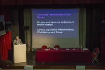 Congresso internazionale ISNIM-SIPNEI foto di Rocco Casaluci - G. P. Chrousos