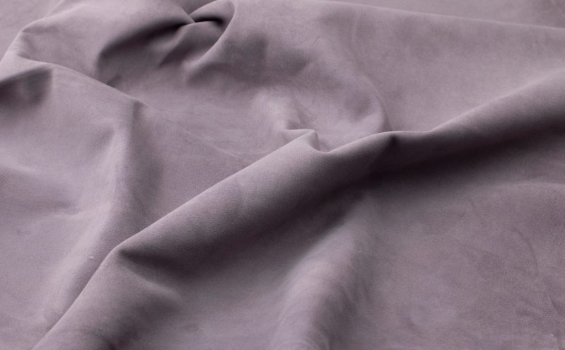 Silky suede shark Sipo l6r140s - leather for garments without lining