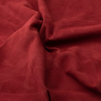 Silky suede opera Sipo l6r491s - leather for garments without lining