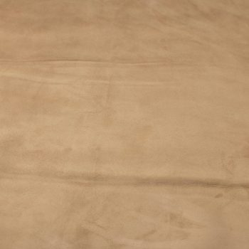 Silky suede khaki Sipo l6r791s - leather for garments without lining