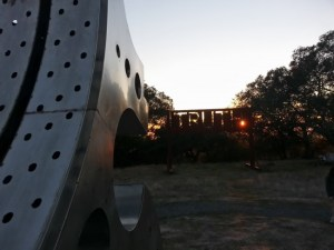 Marijke's Art Grove, A Wine Country Hidden Gem