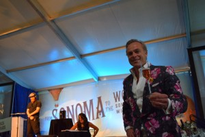 Sonoma Wine Country Weekend Giving Back