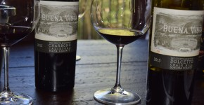 California Wine History Brought Back To Life at Buena Vista Winery in Sonoma