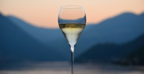 Franciacorta Sparkling Wine Glasses are Special